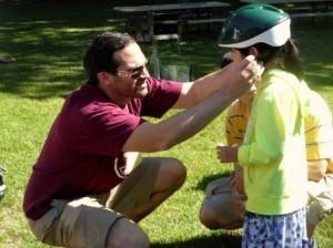 Michigan Bike Helmet Event - Lids for Kids
