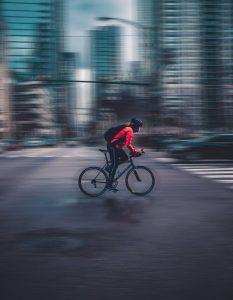 biking-on-road