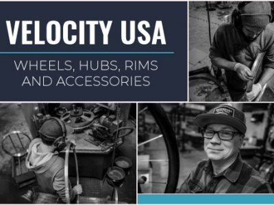 Velocity USA Wheels Hubs and Accessories Collage