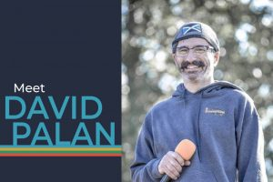 Meet David Palan