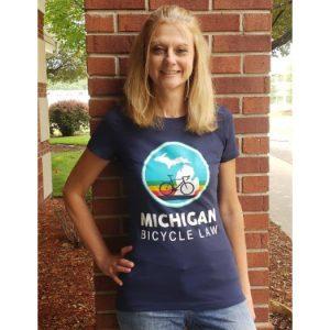 Blue Women's MBL T-Shirt