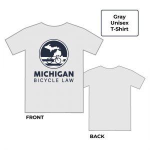 Gray Unisex MBL T-Shirt
