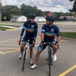 Men's Standard Cut Cycling Jersey