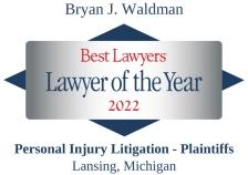 Lawyer of the Year Bryan Waldman